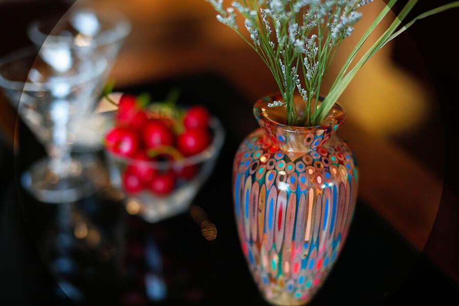 Decorative Prosperity Vase 2