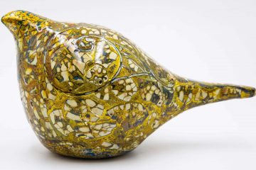 Decorative bird sculpture 1 (1)