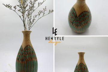 Pipa Vase