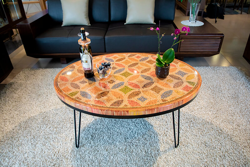 Ellipse Coffee Tables